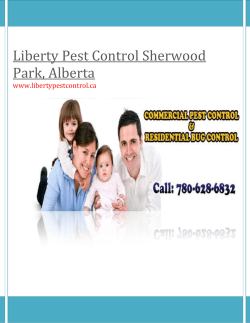 Integration Pest Management Alberta