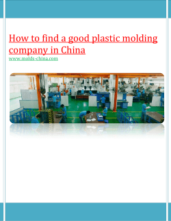 China Mold Company